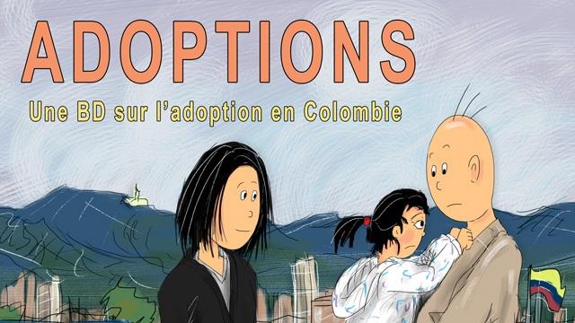 BD sur l'adoption